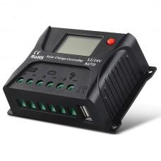 Контроллер заряда ШИМ SR-HP2410 10A 12/24V