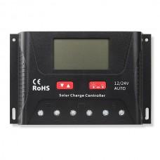 Контроллер заряда ШИМ SR-HP2430 30A 12/24V